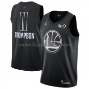 Maillot NBA Pas Cher Golden State Warriors Klay Thompson 11# Black 2018 All Star Game Swingman..